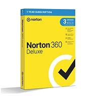 Norton 360 Deluxe 25GB CZ, 1 používateľ, 3 zariadenia, 12 mesiacov (elektronická licencia) - Internet Security