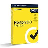 Norton 360 Premium 75GB CZ, 1 používateľ, 10 zariadení, 12 mesiacov (elektronická licencia) - Internet Security