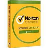 Symantec Norton Security Standard 3.0 CZ, 1 používateľ, 1 zariadenie, 12 mesiacov (elektronická licencia) - Elektronická licencia