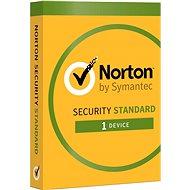 Norton Security Standard CZ, 1 používateľ, 1 zariadenie, 2 roky (elektronická licencia) - Elektronická licencia