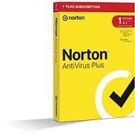 Norton Antivirus Plus, 1 používateľ, 1 zariadenie, 12 mesiacov (elektronická licencia)