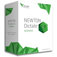 NEWTON Dictate 5 Business CZ - Softvér