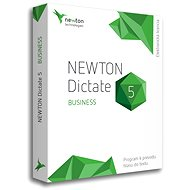 NEWTON Dictate 5 Business SK (Electronic License) - Software OCR