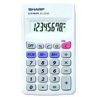 Sharp EL-233S čierna - Kalkulačka