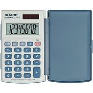 Sharp EL-243S biela - Kalkulačka
