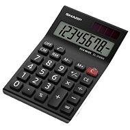 Sharp EL-310ANWH čierna - Kalkulačka