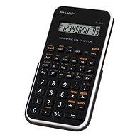 Sharp EL-501XWH čierno/biela - Kalkulačka