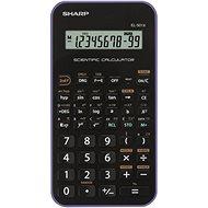 Sharp EL-501XVL fialová - Kalkulačka