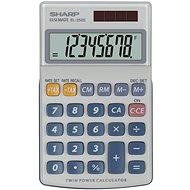 Sharp EL-250S biela - Kalkulačka