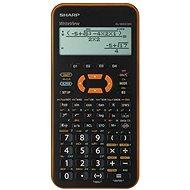 Sharp EL-W531XHYRC oranžová - Kalkulačka