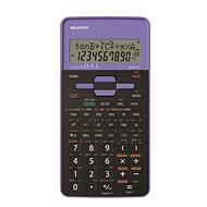Sharp SH-EL531THB fialová - Kalkulačka