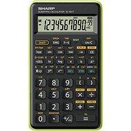 Sharp SH-EL501TBGR čierno/zelená - Kalkulačka