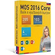 GOPAS MS MOS 2016 – Súprava 4 interaktívnych kurzov na 365 dní SK (elektronická licencia) - Elektronická licencia