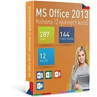 GOPAS MS Office 2013 – 12 samoštudijných výukových kurzov na 365 dní CZ (elektronická licencia) - Elektronická licencia