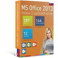 GOPAS MS Office 2013 – 12 samoštudijných výukových kurzov na 365 dní SK (elektronická licencia) - Elektronická licencia