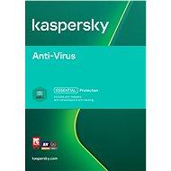 Kaspersky Anti-Virus pre 1 PC na 12 mesiacov (elektronická licencia) - Antivírus