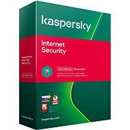Kaspersky Internet Security (BOX) - Internet Security