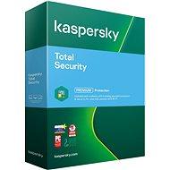 Kaspersky Total Security (BOX) - Internet Security