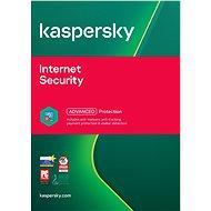 Kaspersky Internet Security multi-device 2018 obnova pre 4 zariadenia na 12 mesiacov (elektronická licencia) - Bezpečnostný softvér