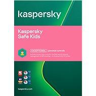 Kaspersky Safe Kids pre 1 užívateľa na 12 mesiacov (elektronická licencia) - Bezpečnostný softvér