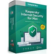 Kaspersky Internet Security Mac pre 1 zariadenie 1 rok (elektronická licencia) - Internet Security