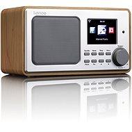 Lenco DIR-100 drevo - Rádio