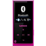 Lenco Xemio 760 8GB s bluetooth ružový - FLAC prehrávač