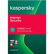 Kaspersky Internet Security (elektronická licencia) - Internet Security