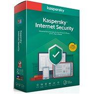 Kaspersky Internet Security, obnova (BOX)