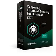 Kaspersky Endpoint Select, nová licence (elektronická licence)
