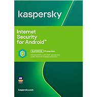 Kaspersky Internet Security pre Android CZ (elektronická licencia) - Internet Security