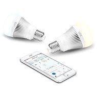WiZ WiFi inteligentná žiarovka 2× E27 WZ0126072
