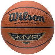 Wilson MVP Brown Size7 Basketball - Basketbalová lopta