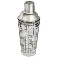 XAVAX Shaker, sklenený - Shaker