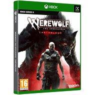 Werewolf: The Apocalypse – Earthblood – Xbox Series X