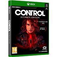 Control Ultimate Edition – Xbox Series X - Hra na konzolu
