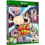 Alex Kidd in Miracle World DX – Xbox - Hra na konzolu