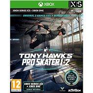 Tony Hawks Pro Skater 1 + 2 – Xbox - Hra na konzolu