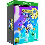 Sonic Colours: Ultimate – Limited Edition – Xbox - Hra na konzolu