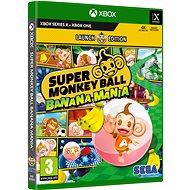 Super Monkey Ball: Banana Mania - Launch Edition - Xbox - Hra na konzolu