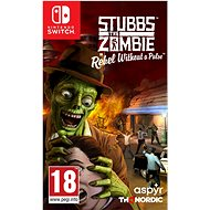 Stubbs the Zombie in Rebel Without a Pulse – Xbox
