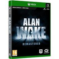 Alan Wake Remastered, Xbox