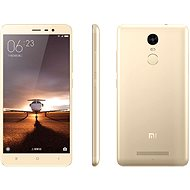 Xiaomi Redmi Note 3 PRO 32 GB zlatý