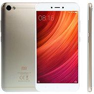 Xiaomi Redmi Note 5A LTE Gold - Mobilný telefón