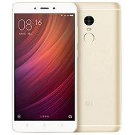 Xiaomi Redmi Note 4 LTE 64 GB Gold - Mobilný telefón