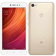 Xiaomi Redmi Note 5A Prime LTE 32 GB Gold - Mobilný telefón