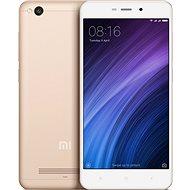Xiaomi Redmi 4A LTE 16 GB Gold - Mobilný telefón