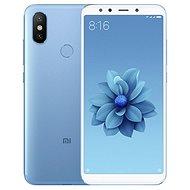 Xiaomi Mi A2 128 GB LTE Modrý - Mobilný telefón