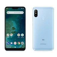 Xiaomi Mi A2 Lite 32GB LTE Modrý - Mobilný telefón