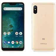 Xiaomi Mi A2 Lite 64 GB LTE Zlatý - Mobilný telefón
